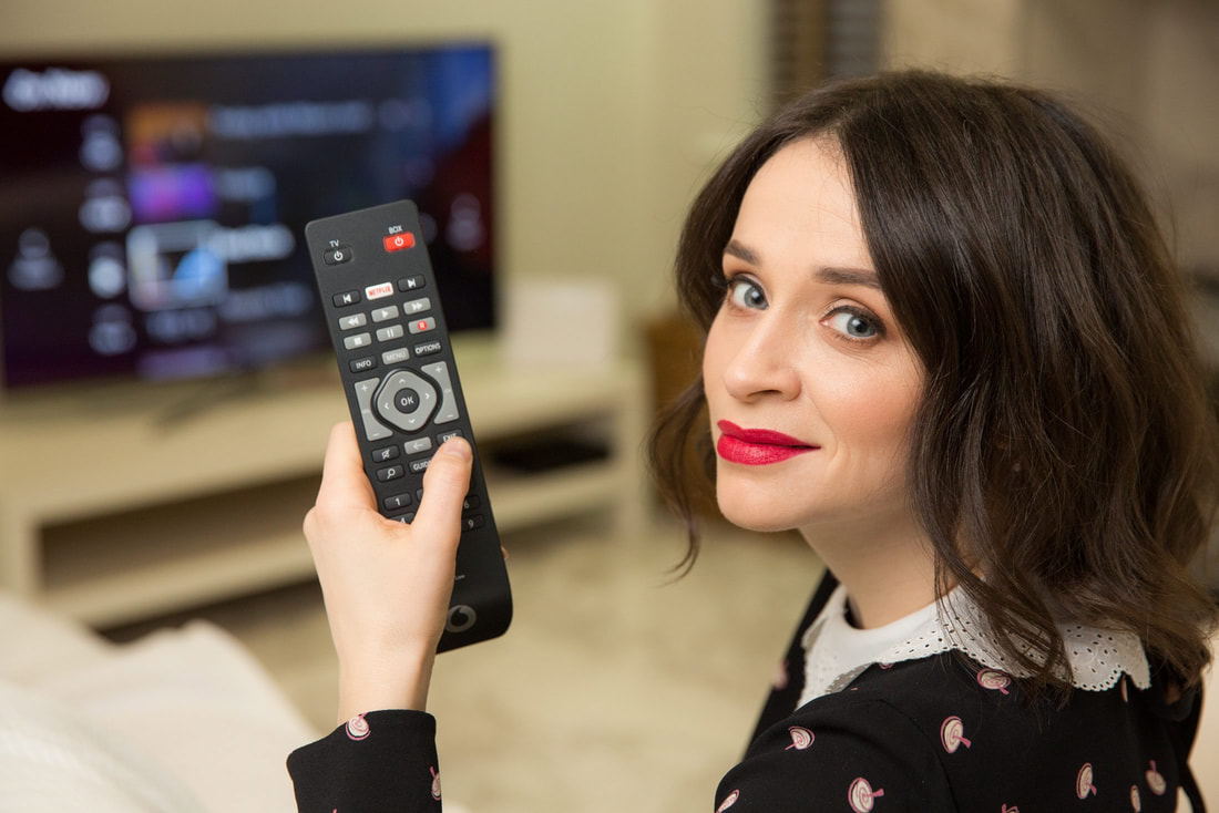 Vodafone TV Review: Redefining what we think of TV - LUKE KEHOE